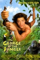 Dr. Savage was the set doctor for the movie george of the jungle
