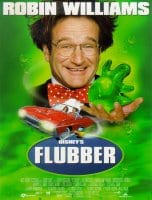 Dr. Savage was the set doctor for the movie flubber